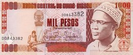 GUINEA-BISSAU 1000 PESOS 1993 P-13 UNC - Guinea–Bissau