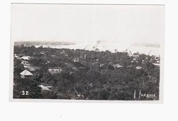 BURMA/ MYANMAR Mawlamyine Moulmein Ca 1930 OLD PHOTO POSTCARD 2 Scans - Myanmar (Burma)