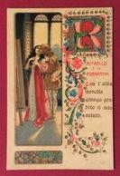 I GRANDI AMORI NELLA STORIA RAFFAELLO E LA FORNARINA   CARTOLINA N.V. - Cartoline