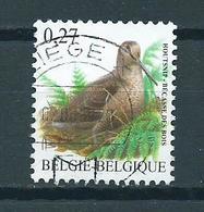 2009 Belgium Birds,oiseaux,vögel,Buzin 0,27 EURO Used/gebruikt/oblitere - Belgique