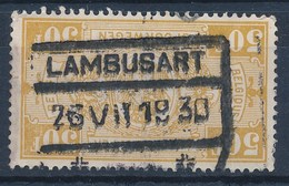"""TR 166 - """"LAMBUSART"""" - (ref. LVS-25.912) - Chemins De Fer"""