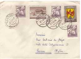 OS11)AUSTRIA 1962-Storia Postale - 1945-.... 2nd Republic