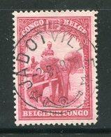 CONGO BELGE- Y&T N°176- Oblitéré - Congo Belge
