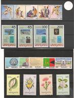 VANUATU  Année 1990 Complète N° Y/T :838/855** Et Blocs N° 15/16** Côte : 52,70 € - Vanuatu (1980-...)