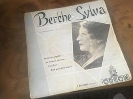 166/ BERTHE SYLVA ARRETEZ LES AIGUILLES - Vinyl Records