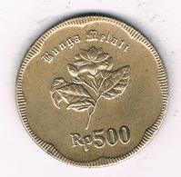 500 RUPIAH 1992 INDONESIE /7753/ - Indonésie