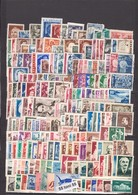 1950;1951;1952;1953;1954;1955;1956;1957;1958;1959 COMPL.–used/gest.(O) Mi. Nr-718/1151 Only Stamps BULGARIA / BULGARIE - 1945-59 People's Republic