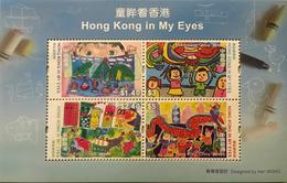 A127 Hong Kong - Blocchi & Foglietti