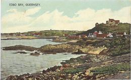 ~  JP   ~  GUERNSEY  ~   COBO  BAY   ~ - Guernsey