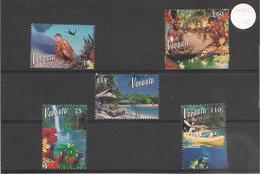 VANUATU Année éco-tourisme Année 2002  N° Y/T : 1121/25** - Vanuatu (1980-...)