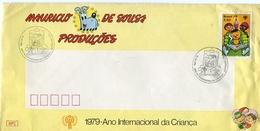 SOBRE MATASELLO ANO INTERNCACIONAL DA CRIANÇA 1979 SAO PAULO BRASIL -LILHU - Other
