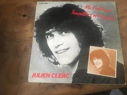 168/ JULIEN CLERC MA PREFERENCE , TRAVAILLER C EST TROP DUR - Vinyl Records