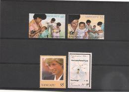 VANUATU Petit Lot   N° Y/T : 763-1003/04-1047** - Vanuatu (1980-...)