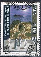2006 - ITALIA / ITALY - TEATRO GRECO DI TINDARI / GREEK THEATER OF TINDARI. USATO - 6. 1946-.. Repubblica