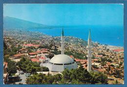 KADIFEKALE'DEN UMUMI GORUNUS VE KALE CAMIL  MOSQUE 1970 - Turchia
