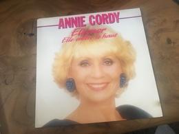 168/  ANNIE CORDY ELEONOR , ELLE ENLEVE LE HAUT - Vinyl Records