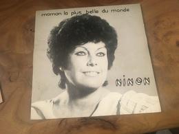168/ NINON MAMAN LA PLUS BELLE DU MONDE - Vinyl Records