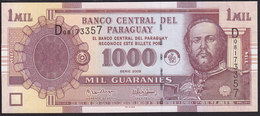 Paraguay 1000 Guaranies 2002 P222b UNC - Paraguay