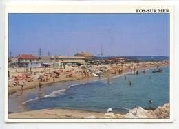 Fos Sur Mer : La Plage - La Provence - France