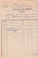 Service Artillerie Belfort / 1937 / Livraison 4 Fusils / Prêt Au Club Sportif / Port Sur Saône 70 - Militaria