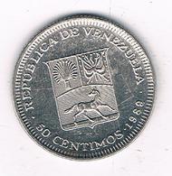 50  CENTIMOS 1989 VENEZUELA /7775/ - Venezuela