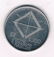 100 LIRE 1974  ITALIE/ 7777// - 100 Lire