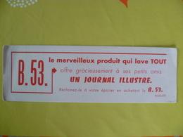 Buvard   Le Meilleur Produit Qui Lave Tout B53 - Blotters