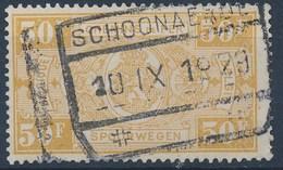 """TR 166 - """"SCHOONAERDE"""" - (ref. LVS-25.913) - Railway"""