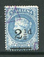 SAINTE HELENE- Y&T N°15- Oblitéré - Sainte-Hélène