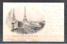 Paris ; Exposition Universelle De 1900 - Cpa - Expositions