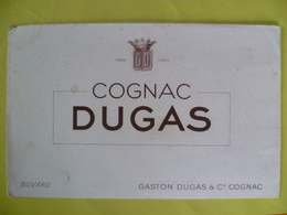 Buvard   COGNAC DUGAS - Blotters