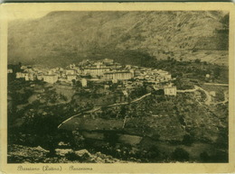 BASSIANO ( LATINA ) PANORAMA - EDIZ. AVVISATI - 1947 (2649) - Latina
