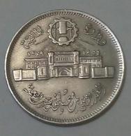 EGYPT - 10 Piastres - Km 485 -1979 - Abbasia Mint - Agouz - Egypt