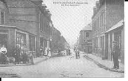 PETIT QUEVILLY - 1er Salon De La Carte Postale - 3/4 Février 1990 - Rue Jacquard - France