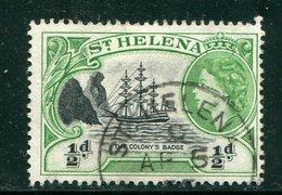 SAINTE HELENE- Y&T N°122- Oblitéré - Sainte-Hélène
