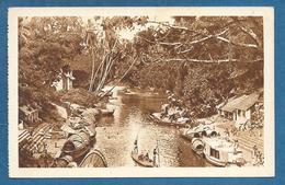 INDIA QUILON KOLLAM CANALE E POSTO DI SBARCO MISSIONI DEI CARMELITANI SCALZI UNUSED - India