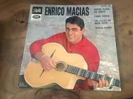 168/ ENRICO MACIAS NOTRE PLACE AU SOLEIL - Vinyl Records