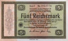 Germany 5 Reichsmark 1933 UNC, Ro.700a/DEU-224a - [ 4] 1933-1945 : Third Reich