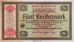 Germany 5 Reichsmark 1934 UNC, Ro.708a/DEU-232a - [ 4] 1933-1945 : Third Reich