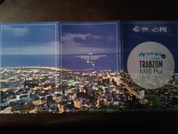Turkey, 2018 Issue Portfolio TRABZON - Nuevos