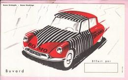 Buvard Bas Bomo Voiture Automobiles  DS Citroën - Automotive