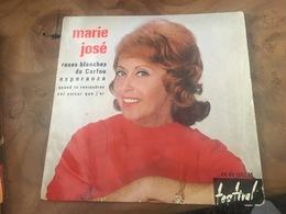 168/ MARIE JOSE ROSES BLANCHES DE CORFOU ESPERANZA - Vinyl Records