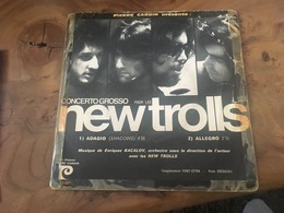 168/ NEW TROLLS CONCERTO GROSSO PRESENTER PAR PIERRE CARDIN - Vinyl Records