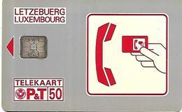@+ Luxembourg -  Service 800 En SC6 - Ref : SC01_C - Luxembourg