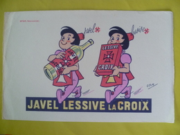 Buvard  Javel Lessive La Croix - Blotters