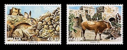 2013 - MALTA - SEPAC - ANIMALI  / SEPAC - ANIMALS . MNH - Malta