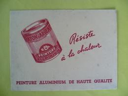 Buvard  Résiste A La Chaleur Peinture Aluminium De Haute Qualité - Blotters