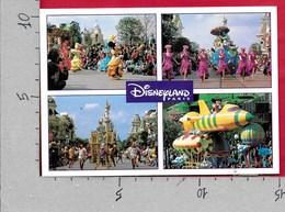 CARTOLINA VG FRANCIA - DISNEYLAND PARIS - La Parade - 10 X 15 - ANN. 1998 CHESSY - Disneyland