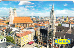 GERMANY - IKEA Gift Card, Unused - Gift Cards