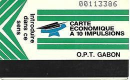 @+ Gabon - 3 250F Autelca - Texte Verso : La Philatelie - Ref : GAB - 09 - Gabun